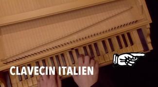 Clavecin italien