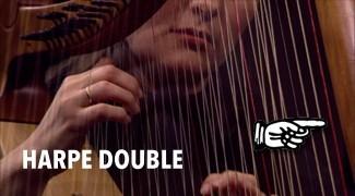 Harpe double
