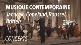 Musiques du XXe siècle à l'Abbaye