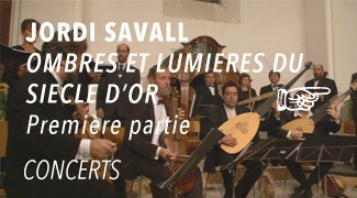 Concert Jordi Savall: Shadows And Lights