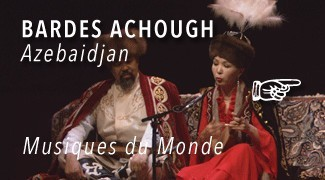 Concert Achough Azerbaidjan