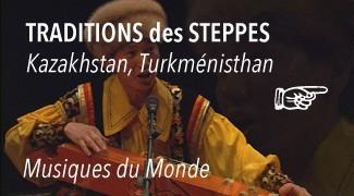 Concert Musiques des steppes