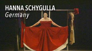 Recital Hanna Schygulla