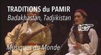 Concert Musique du Pamir