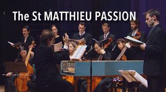Uppsala la Passion de St Mathieu