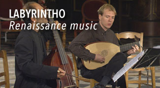 Concert Ensemble Labyrintho: L'esprit de la gambe