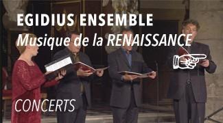 Concert Ensemble Egidius