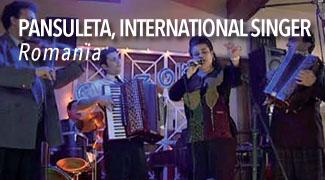 Panseluta chanteuse internationale