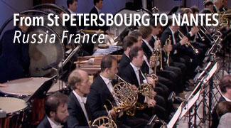De Saint Petersbourg à Nantes