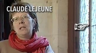 Claude Lejeune