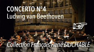 Beethoven in Versailles : Beethoven's No.4 Piano Concerto