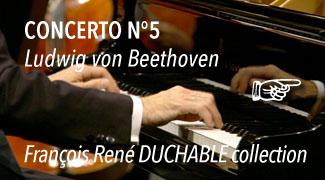Beethoven in Versailles : Beethoven's No.5 Piano Concerto