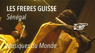 Concert des Frères Guisse