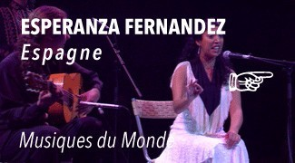 Concert Esperanza Fernandez
