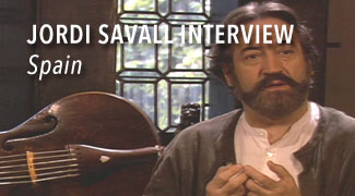 Interview with Jordi Savall