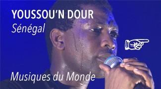 Youssou N' Dour