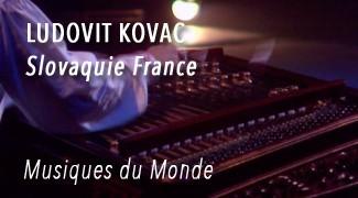 Ludovic Kovac et le cymbalum