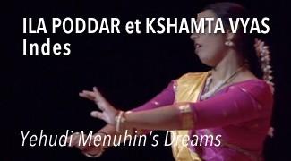 Ila Poddar et Kshamata Vyas