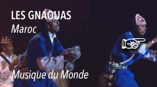 Gnaouas du Maroc